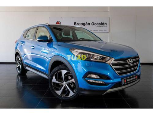 Hyundai tucson 2.0 crdi bdrive kosmo 4x2