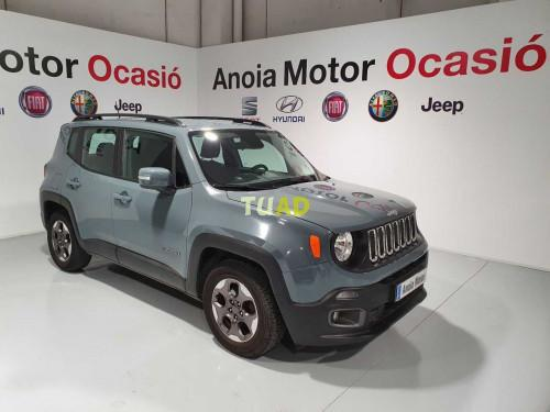 Jeep renegade longitude 1.6 cc 120 cv gas
