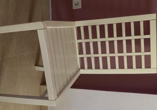 Juego sillas