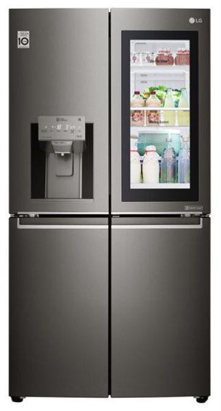 Lg gmx936sbhv - frigorífico americano door in door 180x91cm
