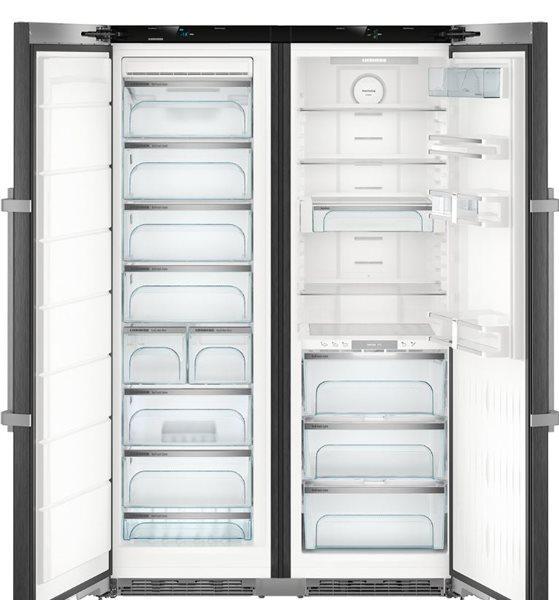 Liebherr 12017423 - frigorífico side by side sbsbs 8683