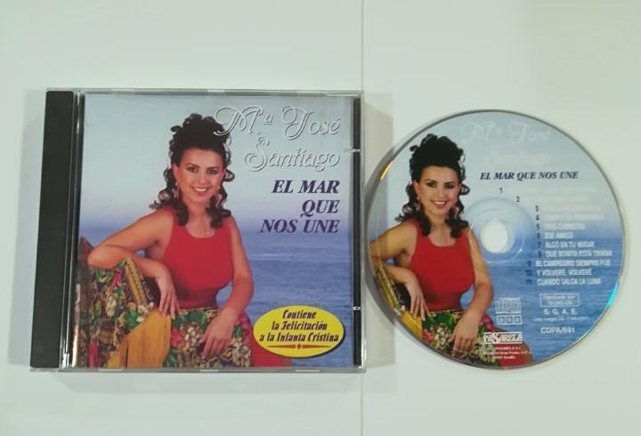 Maria jose santiango - el mar que nos une
