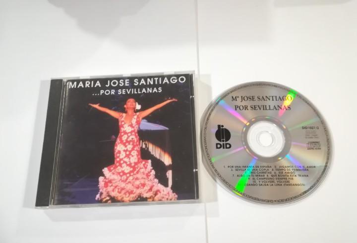 Maria jose santiango - sevillana