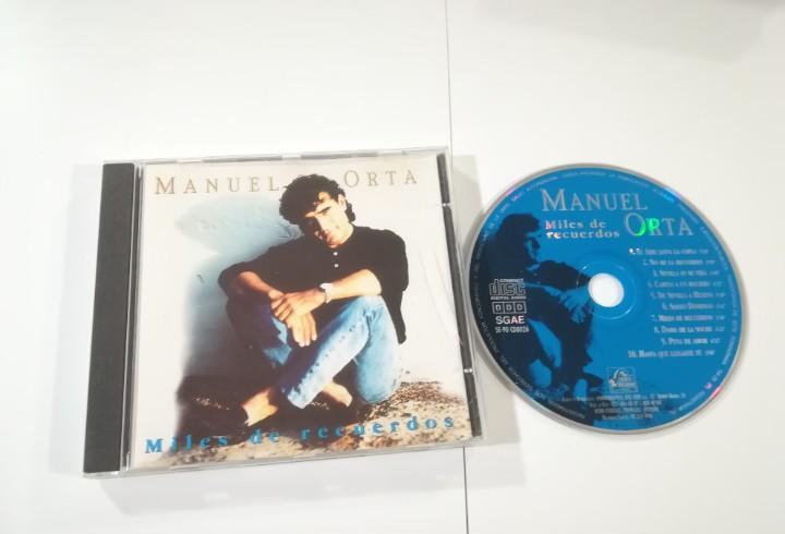 Manuel Orta - miles de recuerdos