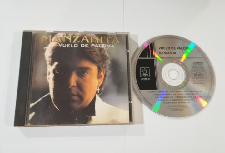 Manzanita - vuelo de paloma
