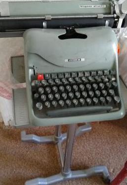 Maquinas escribir manual