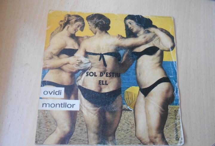 OVIDI MONTLLOR, SG, ELL + SOL D´ESTIU, AÑO 1971