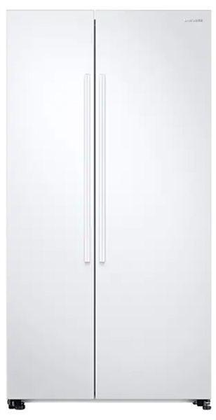 Samsung rs66n8100ww/ef - frigorífico side by side en blanco