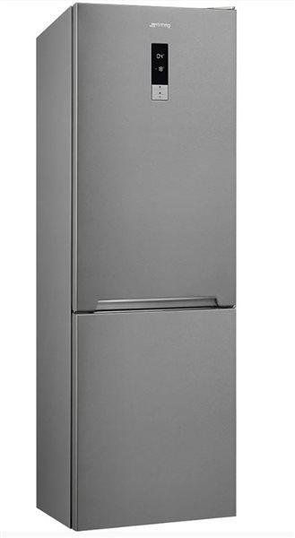Smeg fc202pxne - frigorífico combinado 201x59.5 cm clase