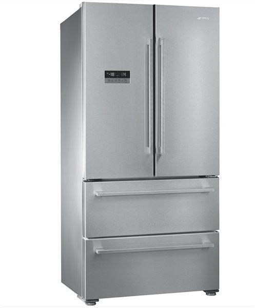 Smeg fq55fxe1 - frigorífico americano 182x84 cm nofrost