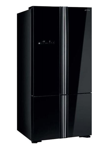 Smeg fq70gbe - frigorífico americano 183,5x92 cm nofrost