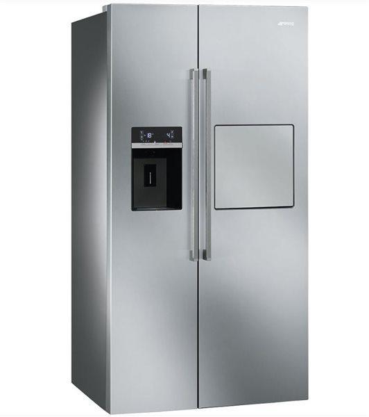 Smeg sbs63xedh - frigorífico americano 180 x 91 cm clase a+