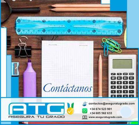 TFG/TFM DESDE EL INICIO