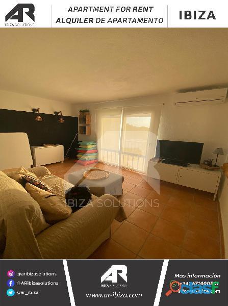 Apartamento en Cala Tarida 3