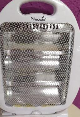 Estufa radiador pequeño