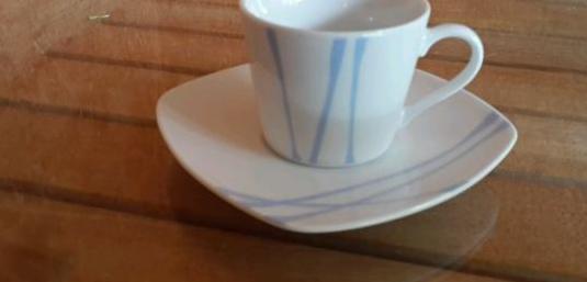 Juego café 6 servicios nuevo