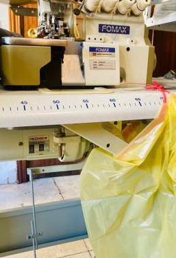 Máquina de coser remalladora,overlock