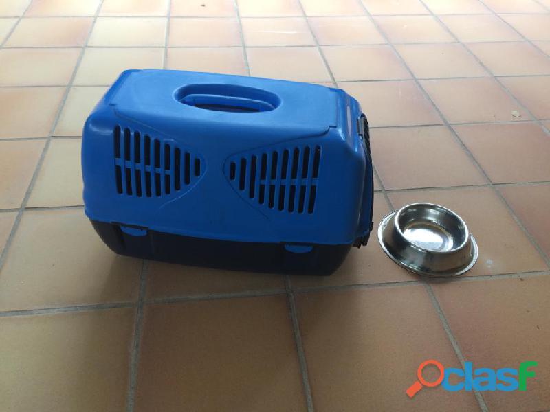 Trasportin para gatos y perros medianos