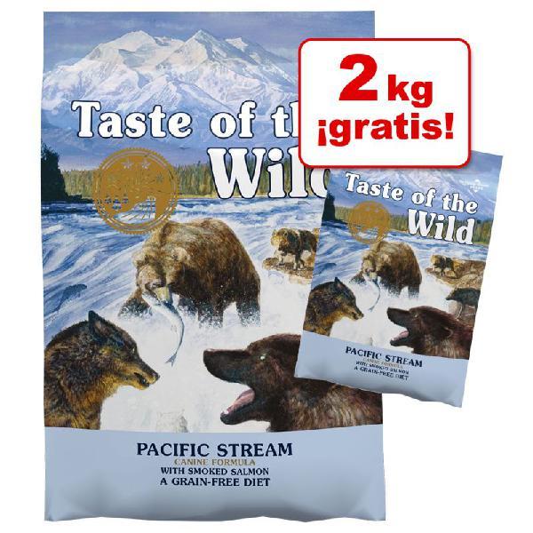 Taste of the wild 14,2 kg pienso para perros en oferta: 2 kg