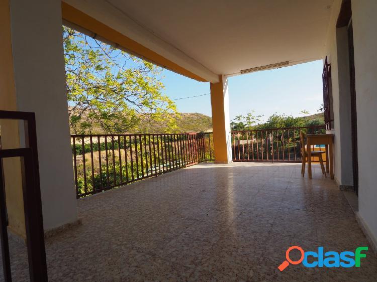 Chalet independiente venta Pedralba 1