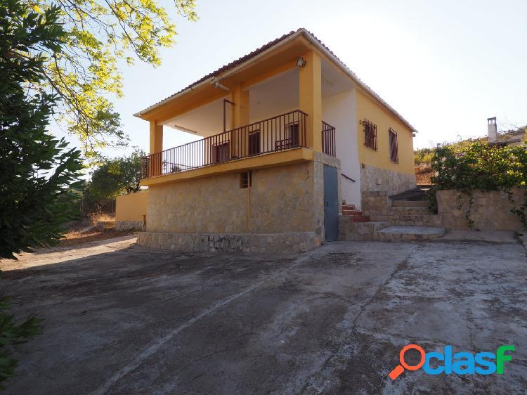 Chalet independiente venta Pedralba 2