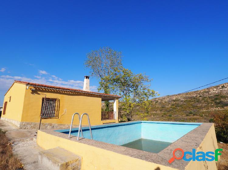 Chalet independiente venta Pedralba 3