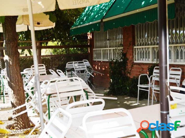 Nave restaurante en polígono cerca de sant sadurní d´anoia