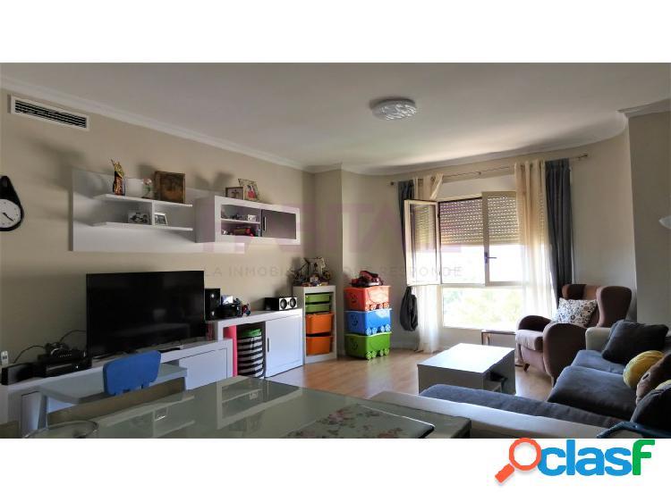 Precioso y funcional piso de 3 habitaciones con garaje y trastero. 1