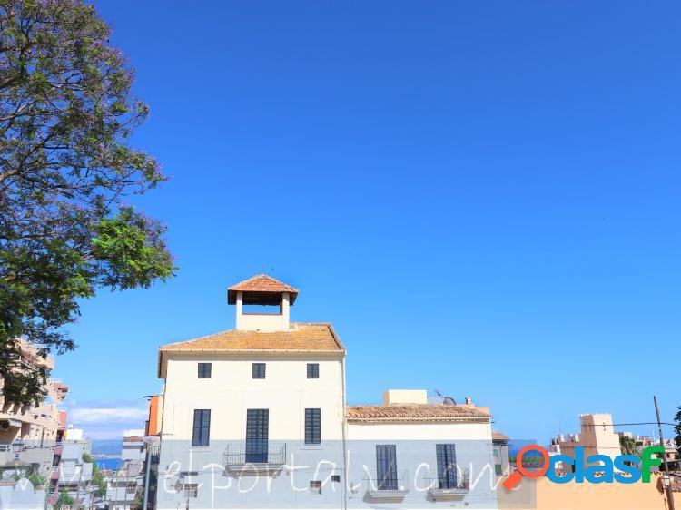 Casa señorial con vistas al mar y al castillo de bellver