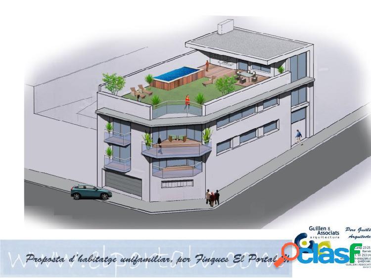 Como ha soñado su casa!! terreno para construir la casa de sus sueños !!