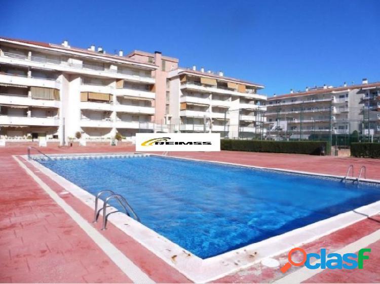 Precioso piso con piscina a 300m de la playa