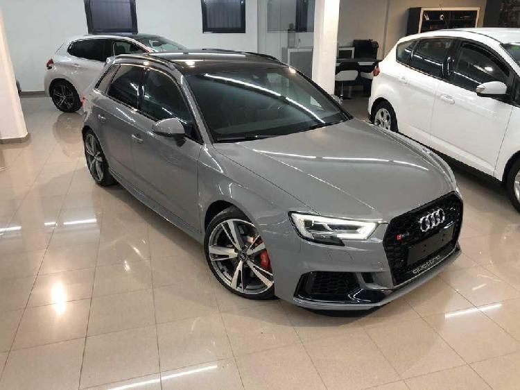 Audi rs3 sportback 2.5tfsi 400cv s-tronic quattro
