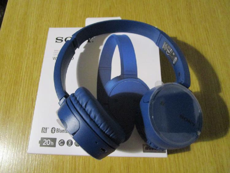 Auriculares bluetooth sony wh-ch500. manos libres
