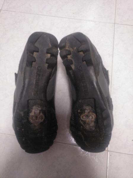 Botas de invierno btt