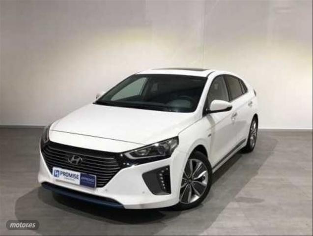 Hyundai ioniq 1.6 gdi hev style dt de 2020 con 25 km por