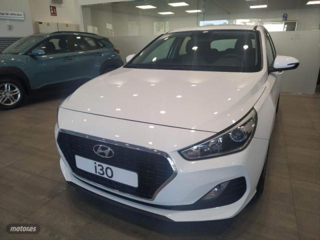 Hyundai i30 1.0 tgdi essence im 0 de 2020 con 35 km por