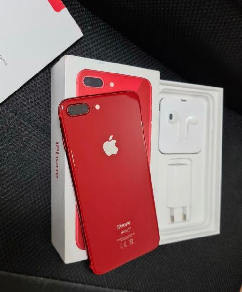 Iphone 8 plus 64 gb edición red