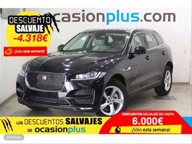 Jaguar f-pace 2.0t i4 184kw prestige awd auto de 2020 con 16