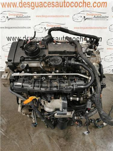 Motor completo 2.0tfsi 200cv bwa golf v gti