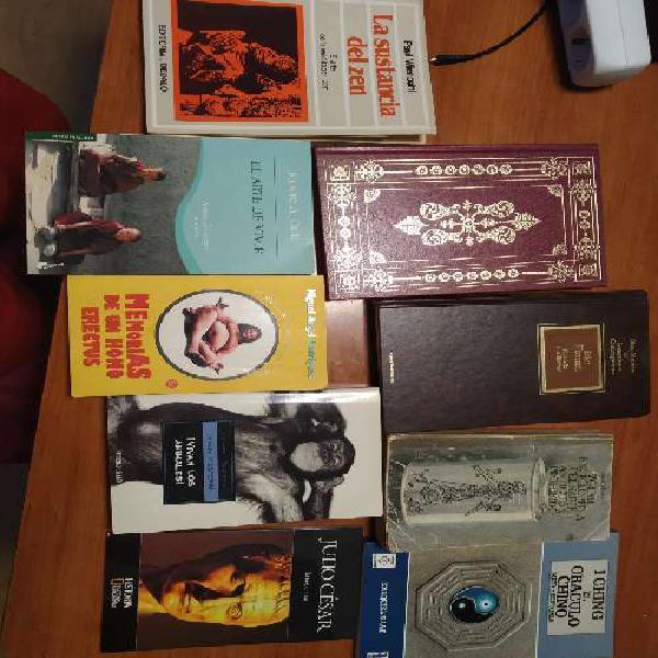 Regalo libros varios