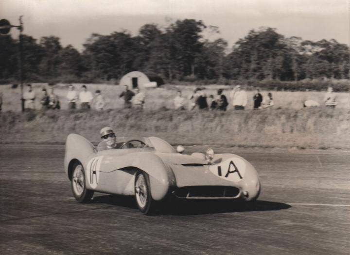 Silverstone 6 hrs relay race r j bloor at magotts tony
