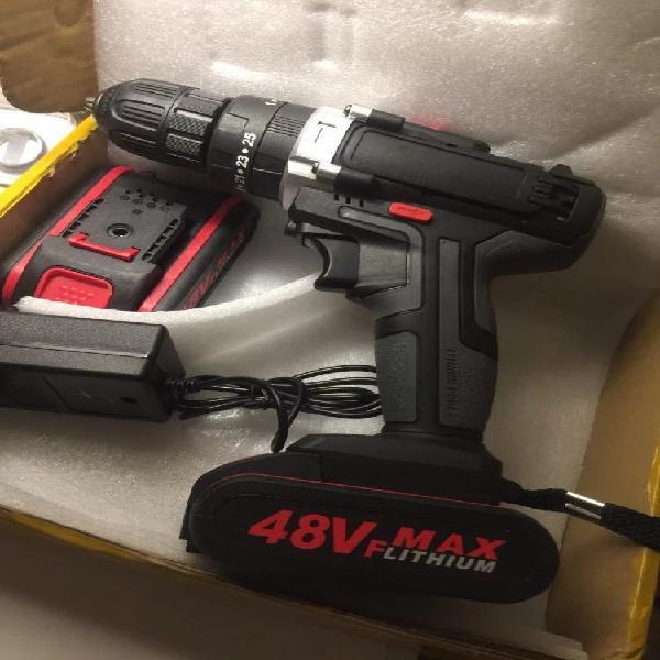Taladro bateria 21v percutor, martillo.