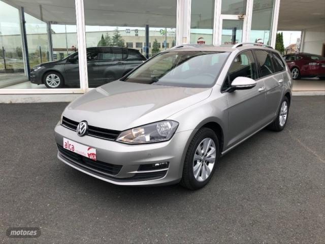 Volkswagen golf business navi 1.6 tdi 85kw dsg variant de