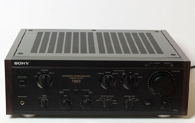 Amplificador sony ta f730es