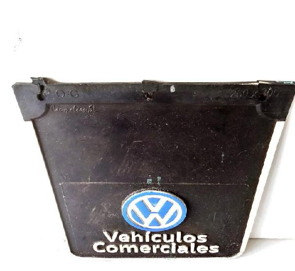 Goma parabarros w vehiculos comerciales,volkswagen