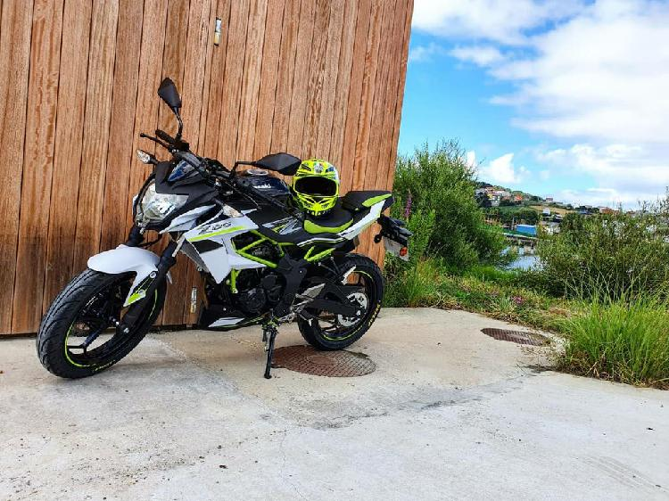 """Kawasaki z125 """"2020"""""""