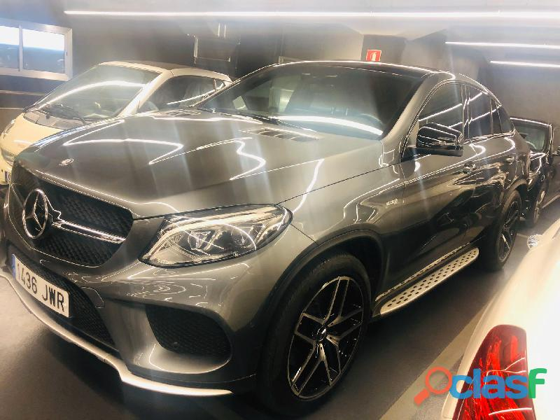 MERCEDES BENZ Clase GLE Coupé MercedesAMG GLE 43 4MATIC 5p