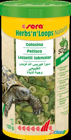 Sera retil herbs'n loops nature 120 gr