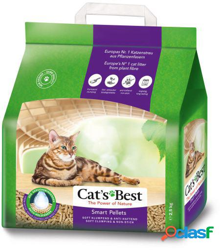 Cat's best arena para gatos nature gold 2.5 l