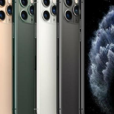 Apple iphone 11 pro max - 64gb 256gb